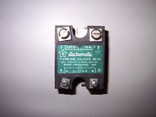 Electromatic SOLID STATE RELAY tipo RS 130 240 10 0