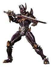 Brand new Garo Ultimate Soul Dark Knight Kiba Figure Bandai