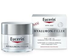 EUCERIN HYALURON FILLER Anti Age Tagescreme f. norm./Mischhaut 50ml PZN 13167925