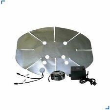 "Hot Shot Satellite Dish Heater - 24-30"" Dishes Slimline Exede Hughesnet Wildblue"