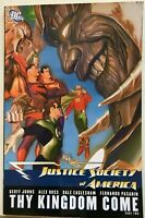 Justice Society of America: Thy Kingdom Come Pt. 2 by Geoff Johns