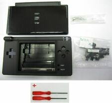 Black Full Housing Shell Case Cover Replacement for Nintendo DS Lite NDSL