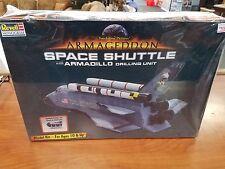 1998 Revell Armageddon Space Shuttle & Armadillo Drilling Unit Plastic Model Kit