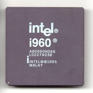 INTEL  i960 66 MHz Bus 33MHz Socket 168