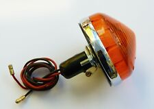 Lucas L691 Amber Flasher Lamp. for; Triumph, Imp, Healey, Scimitar, Morgan etc