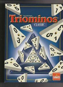 triominos the original classic standard par goliath complet car neuf scellé