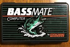 Nintendo Game & Watch Type Bassmate Computer by KMV Telko 1984. FREE SHIPPING!!