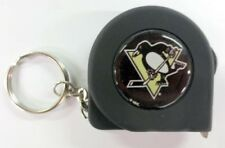 Pittsburgh Penguins NHL 6ft Tape Measure Keychain