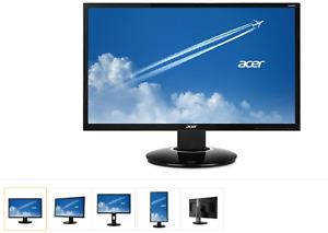 "Acer CB240HYK 24"" IPS Ultra HD 4K Monitor"