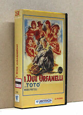 I DUE ORFANELLI [vhs, 1947, Laservision]