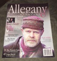 Allegany Magazine Inaugural Edition - Feb/Mar 2006 William H Macy Cumberland MD