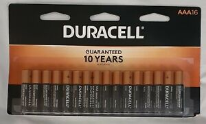 Duracell AAA 16 Pack