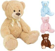 BRUBAKER XXL Teddy Bear 40 Inches Soft Toy Cuddly Toy Stuffed Animal Gift 4 ILU