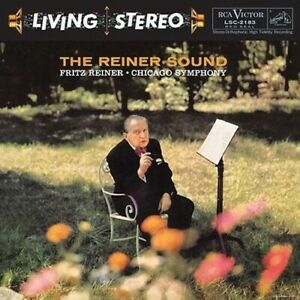 Fritz Reiner The Reiner Sound Hybrid 3-Channel Stereo SACD Analogue Productions