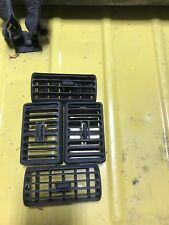 1997-06 Jeep Wrangler Heating And Air Conditioning Vents Dashboard