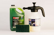 RBL Products Wheel Cleaner Kit w/Foaming Action , Spray Bottle & Sponge Included