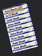 120 LARGE NASAL STRIPS Breathe Better & Reduce Snoring Right Now (100+20)