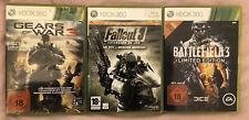 6 Spiele für Microsoft Xbox 360 PAL Sammlung Konvolut