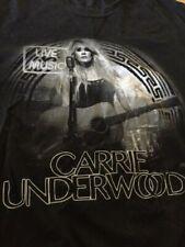 Carrie Underwood Storyteller Tour T-shirt Size S