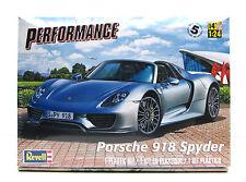 Revell Porsche 918 Spyder 85-4329 1/24 New Car Plastic Model Kit