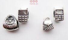 Modeschmuck-Bettelarmbänder & -Anhänger aus Perlen