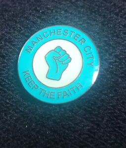 Manchester City Football Badges Pins For Sale Ebay