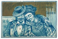 """""""BRIDAL TOUR"""" (1882) """"LUDLOW'S SOLID COMFORT"""" - Old Victorian Sex *ANAMOSA, IOWA"""