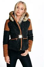 Boohoo Casual Parkas for Women