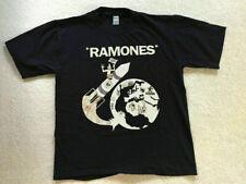 Ramones Shirt Rocket To Russia t-shirt concert tour Punk