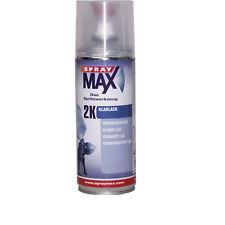 2K Klarlack MATT 400ml Kwasny Spraydose Reparaturlack mit Härter Spraymax