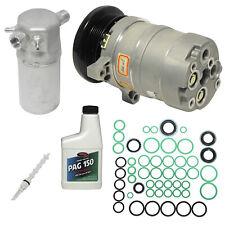 A//C Compressor /& Component Kit-Base OHV UAC fits 94-95 Cadillac DeVille 4.9L-V8