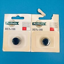 PetSafe RFA-188 Replacement Collar Battery Pet Fence Training Device 3 Volts 2pk