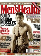 MENS HEALTH MAGAZINE - September 2004