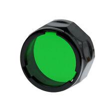 Fenix AOF-S+ Green Lens Filter Cap Diffuser For E21 E35 PD12 PD35 UC30 UC35 UC40