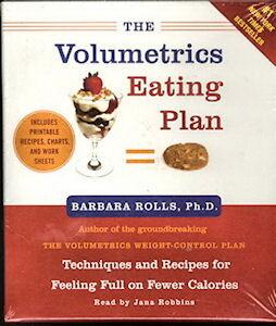 Audio book - Volumetrics Eating Plan by Barbara Rolls   -   CD   -   Abr