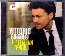Vittorio GRIGOLO THE ITALIAN TENOR Donizetti Puccini Verdi Il Trovatore Tosca CD