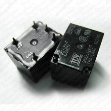 1 x JS1-12V-F  Relay 5 pins  POWER RELAY 10A 12VDC Nais AJS1311F