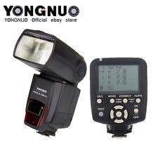 Yongnuo YN560TX LCD Wireless Flash Controller + YN-560III Flash for Nikon D90