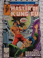 Master of Kung Fu (1974) Marvel - #89, Golden Dawn, Moench/Zeck, FN/VF