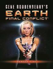 Earth: Final Conflict S5, New DVD, ,