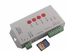 LED Digital Strip Controller Programmable 5VDC with SD Memory Card RC-T1000S