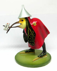 Hieronymus BOSCH Bird With Letter Temptation of St Anthony Sculpture