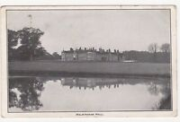 Helmingham Hall Suffolk Postcard, B701