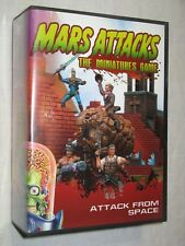 Mars Attacks Miniatures Game - Attack From Space expansion NEW invasion Mantic