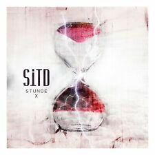 [:SITD:] Stunde X - CD - Digipak - VÖ / REL. DATE - 10.05.19 (+ Postkarte)