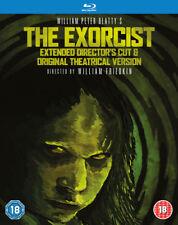 The Exorcist: Extended Director's Cut DVD (2010) Ellen Burstyn, Friedkin (DIR)