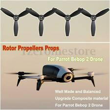 Upgrade Rotor Propellers Props for Parrot Bebop 2 Drone Carbon Fiber Composites