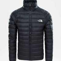 The north face trevail jacket tnf black giacca new s m l xl piumino piuma d'o...