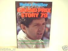 GRAND PRIX STORY 79 Heinz Prüller, F1, FORMULA ONE JODY SCHECKTER