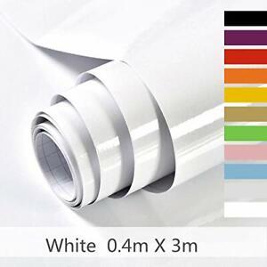 Hode Papier Adhesif pour Meuble Cuisine Porte Mur Stickers Meuble Vinyle Auto...